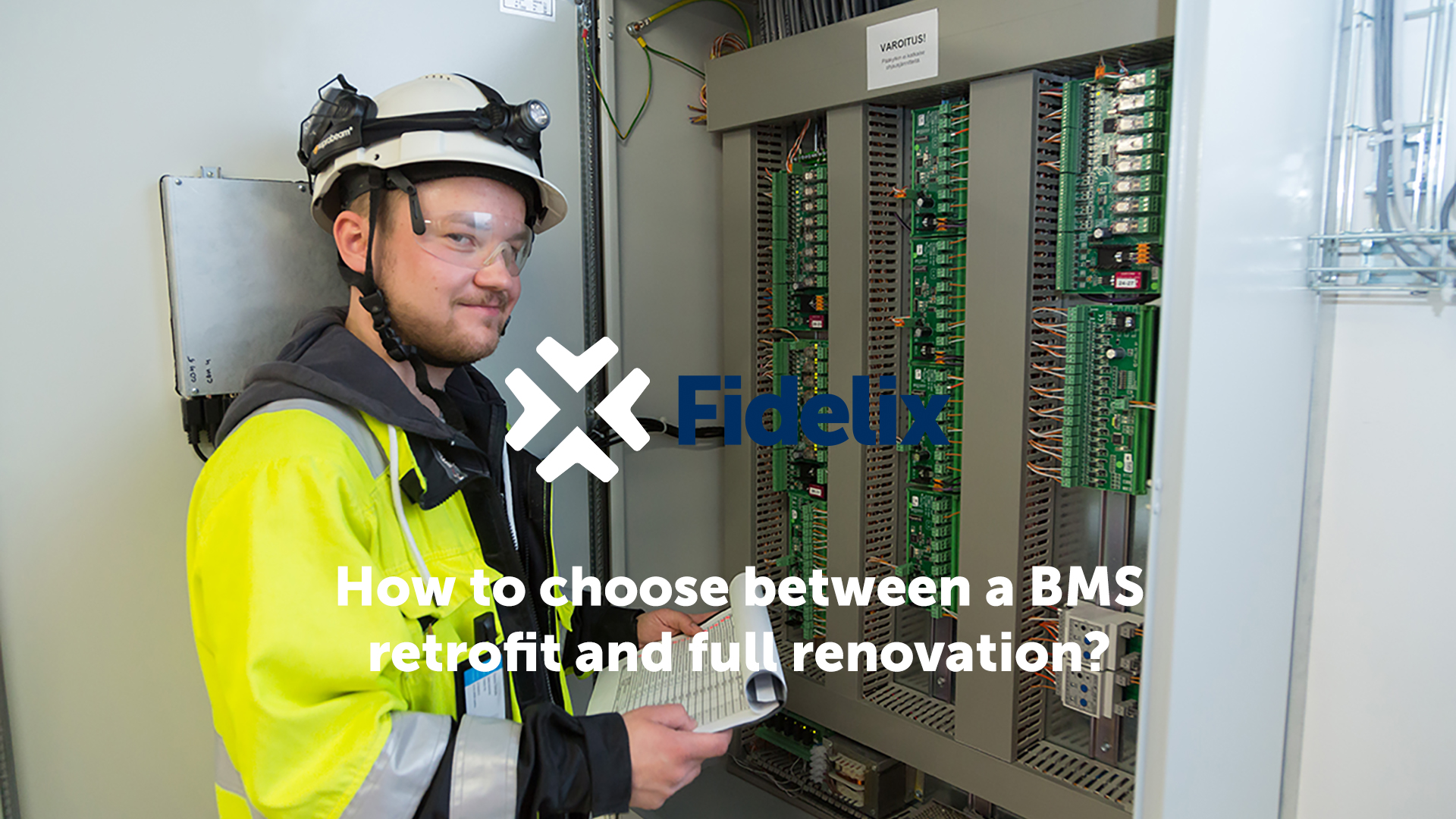 How to choose between a BMS retrofit and full renovation?